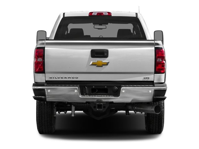 2017 Chevrolet Silverado 2500HD Base Price 4WD Crew Cab 167.7 LTZ Pricing rear view