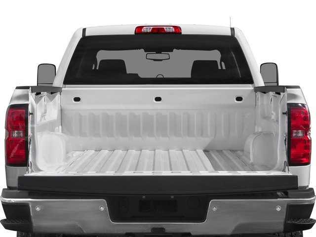 2017 Chevrolet Silverado 2500HD Base Price 4WD Crew Cab 167.7 LTZ Pricing open trunk