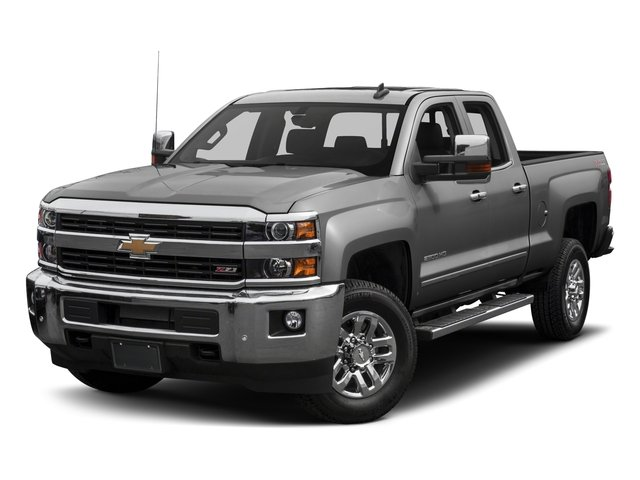 2017 Chevrolet Silverado 2500HD Base Price 4WD Double Cab 158.1 LTZ Pricing side front view