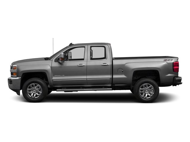 2017 Chevrolet Silverado 2500HD Base Price 4WD Double Cab 158.1 LTZ Pricing side view