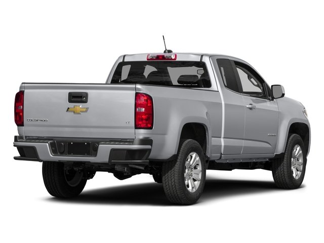 2017 Chevrolet Colorado Base Price 2WD Ext Cab 128.3 LT Pricing side rear view