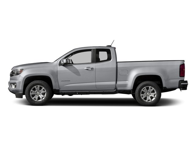 2017 Chevrolet Colorado Base Price 2WD Ext Cab 128.3 LT Pricing side view