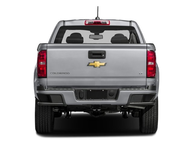 2017 Chevrolet Colorado Base Price 2WD Ext Cab 128.3 LT Pricing rear view