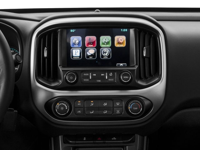 2017 Chevrolet Colorado Base Price 2WD Ext Cab 128.3 LT Pricing stereo system
