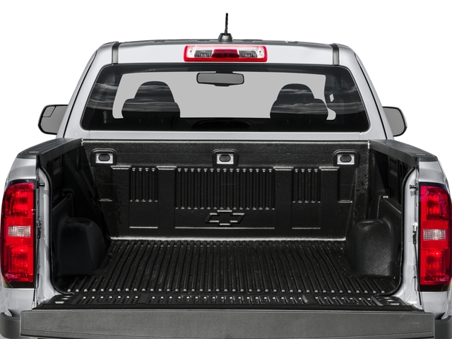 2017 Chevrolet Colorado Base Price 2WD Ext Cab 128.3 LT Pricing open trunk