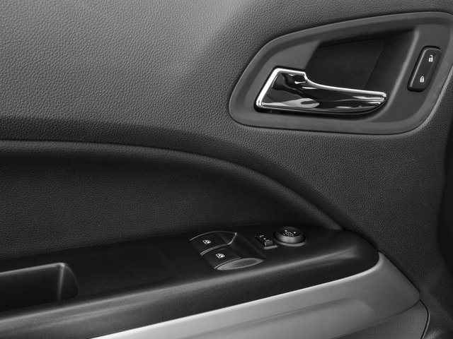 2017 Chevrolet Colorado Base Price 2WD Ext Cab 128.3 LT Pricing driver's side interior controls
