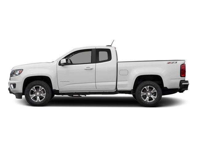 2017 Chevrolet Colorado Base Price 2WD Ext Cab 128.3 Z71 Pricing side view