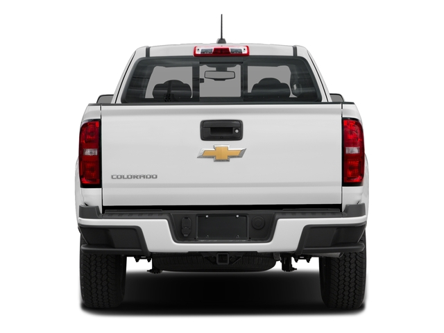 2017 Chevrolet Colorado Base Price 2WD Ext Cab 128.3 Z71 Pricing rear view