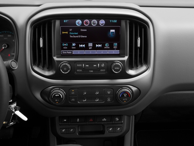 2017 Chevrolet Colorado Base Price 2WD Ext Cab 128.3 Z71 Pricing stereo system