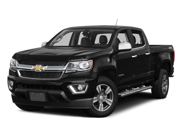 2017 Chevrolet Colorado Base Price 4WD Crew Cab 128.3 LT Pricing side front view