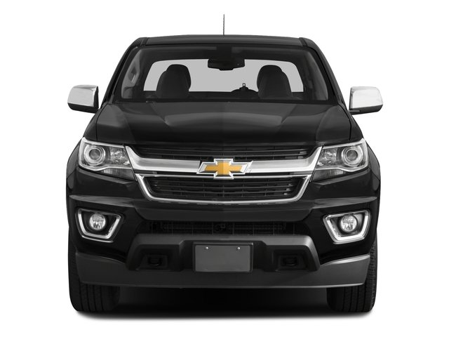 2017 Chevrolet Colorado Base Price 4WD Crew Cab 128.3 LT Pricing front view