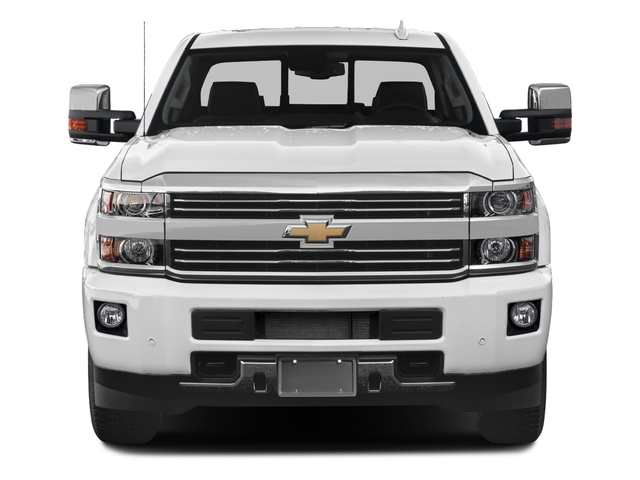 2017 Chevrolet Silverado 3500HD Pictures Silverado 3500HD 2WD Crew Cab 153.7 High Country photos front view