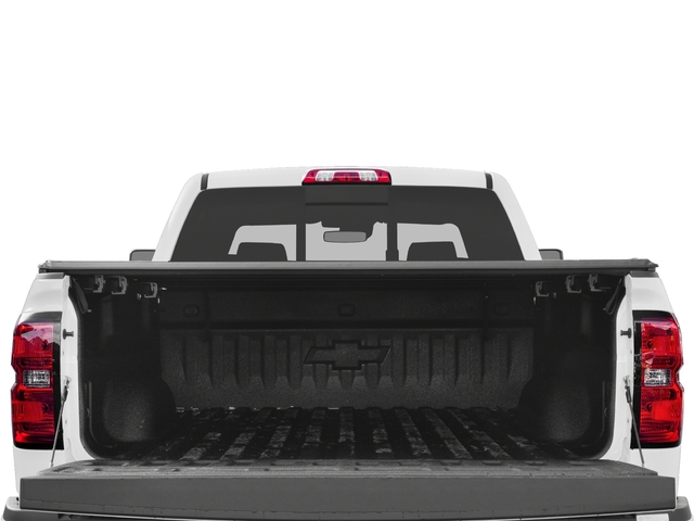 2017 Chevrolet Silverado 3500HD Pictures Silverado 3500HD 2WD Crew Cab 153.7 High Country photos open trunk