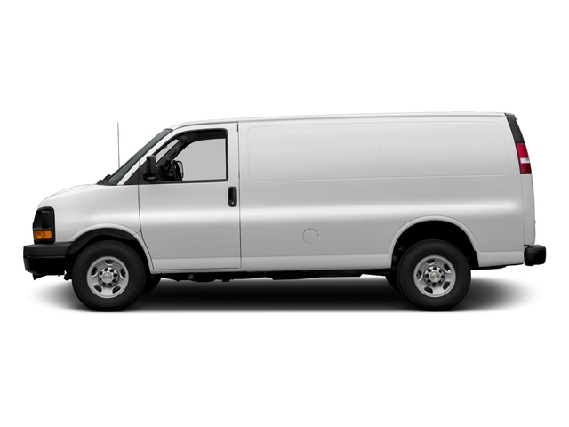 2017 Chevrolet Express Cargo Van Base Price RWD 3500 135 Pricing side view