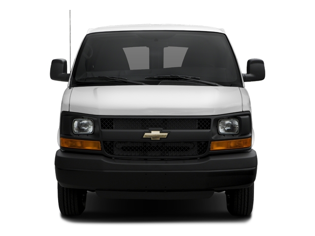 2017 Chevrolet Express Cargo Van Base Price RWD 3500 135 Pricing front view