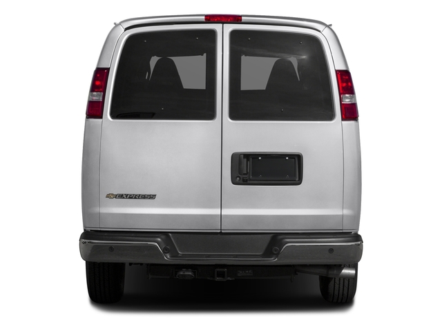 2017 Chevrolet Express Passenger Base Price RWD 3500 135 LS w/1LS Pricing rear view