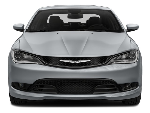 2017 Chrysler 200 Pictures 200s Awd Photos Front View