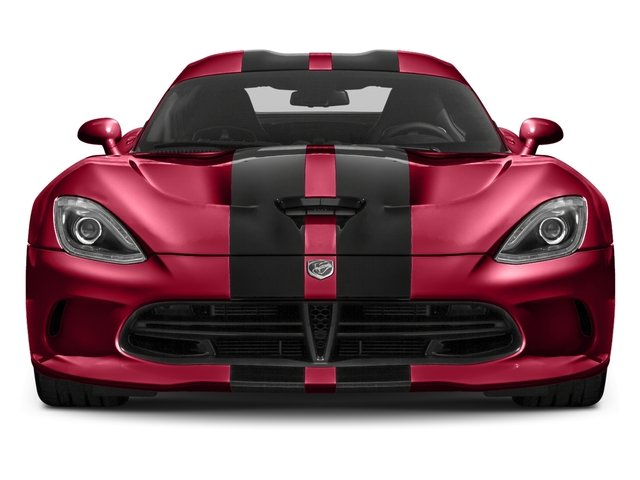 2017 Dodge Viper Pictures Viper 2 Door Coupe photos front view