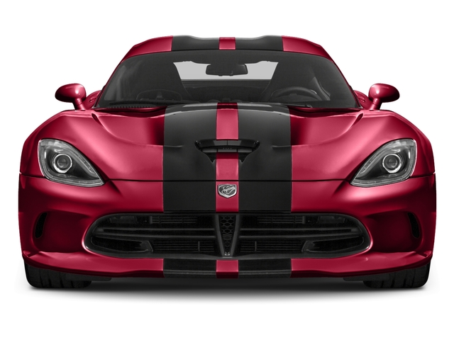 2017 Dodge Viper Pictures Viper GTC Coupe photos front view