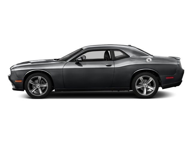 2017 Dodge Challenger Prices and Values Coupe 2D SXT Plus V6 side view