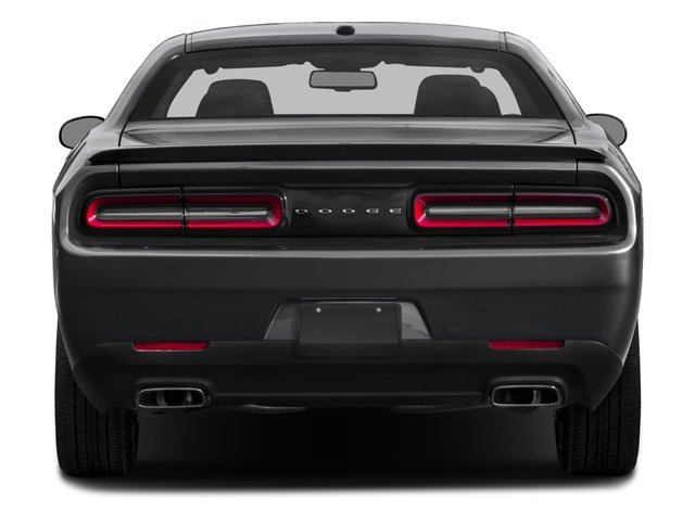 2017 Dodge Challenger Base Price SXT Plus Coupe Pricing rear view
