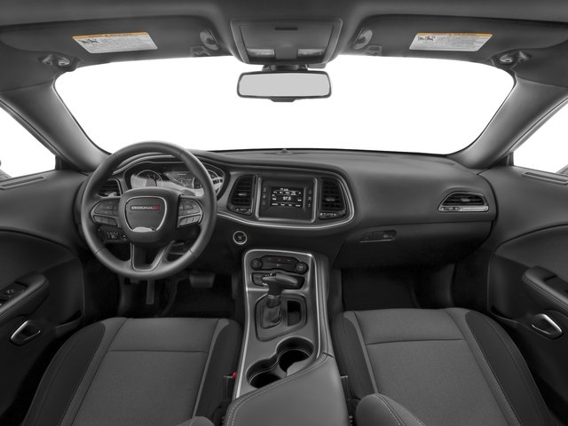 2017 Dodge Challenger Prices and Values Coupe 2D SXT Plus V6 full dashboard