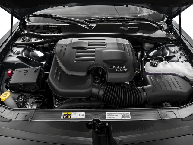 2017 Dodge Challenger Prices and Values Coupe 2D SXT Plus V6 engine