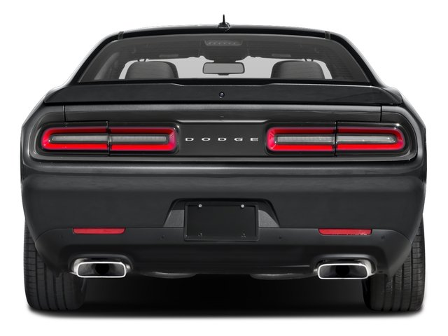 2017 Dodge Challenger Prices and Values Coupe 2D R/T Plus V8 rear view