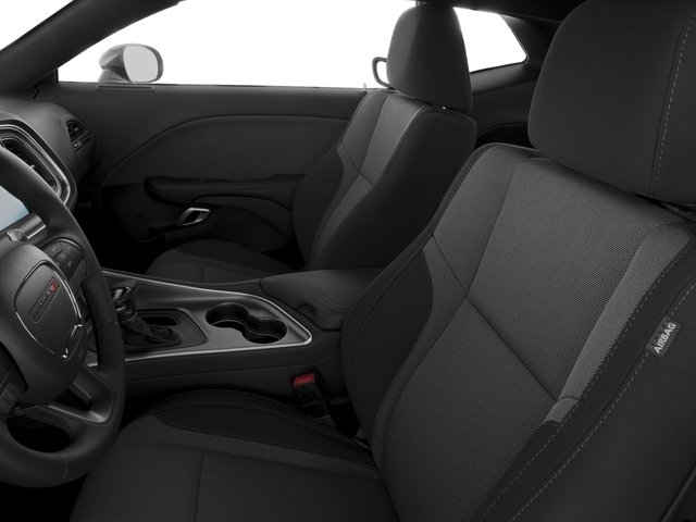 2017 Dodge Challenger Prices and Values Coupe 2D R/T Plus V8 front seat interior