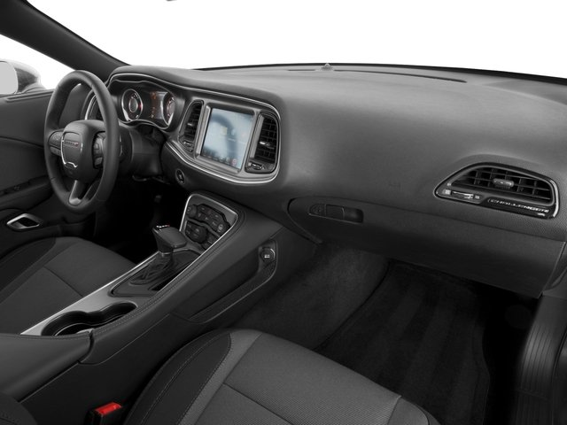 2017 Dodge Challenger Prices and Values Coupe 2D R/T Plus V8 passenger's dashboard