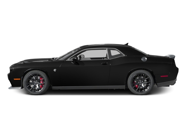 2017 Dodge Challenger Base Price SRT Hellcat Coupe Pricing side view