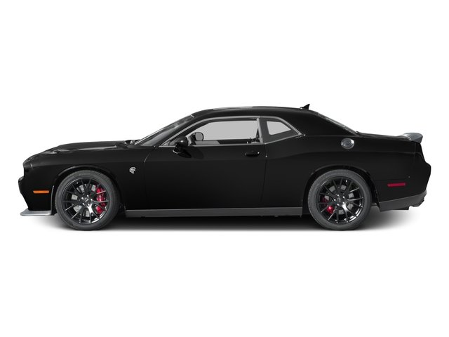 2017 Dodge Challenger Prices and Values Coupe 2D SRT Hellcat V8 Supercharged side view