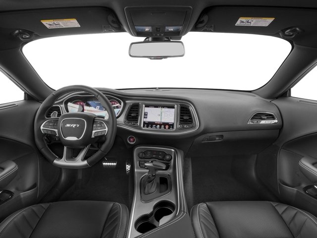 2017 Dodge Challenger Prices and Values Coupe 2D SRT Hellcat V8 Supercharged full dashboard