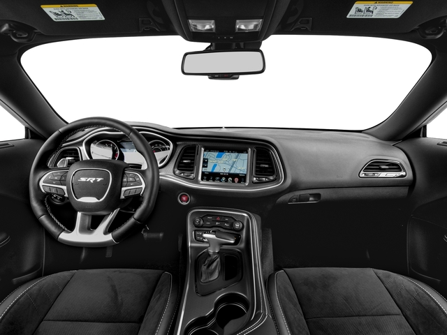 2017 Dodge Challenger Base Price SRT 392 Coupe Pricing full dashboard
