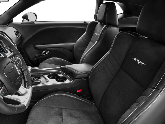 2017 Dodge Challenger Base Price SRT 392 Coupe Pricing front seat interior