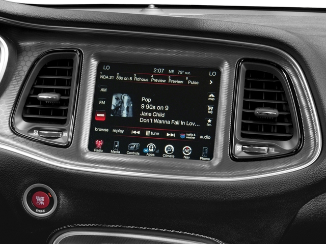 2017 Dodge Challenger Base Price SRT 392 Coupe Pricing stereo system