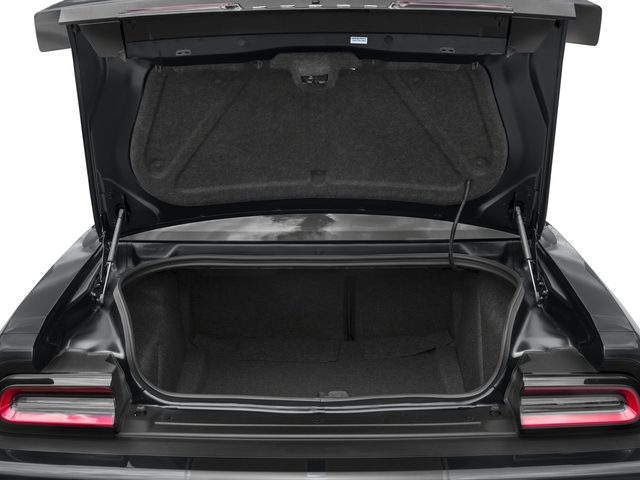 2017 Dodge Challenger Base Price SRT 392 Coupe Pricing open trunk