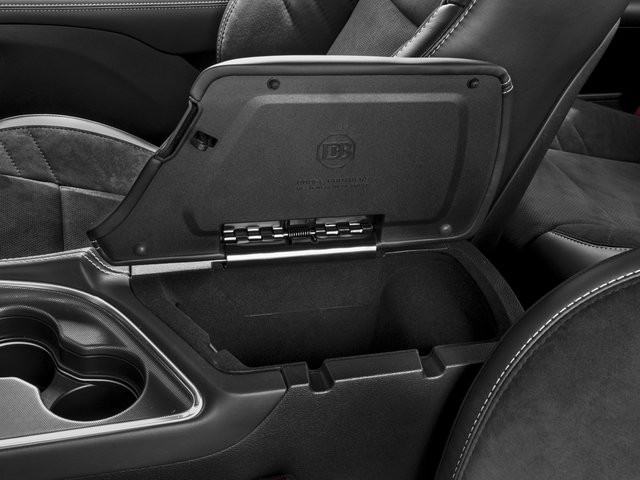 2017 Dodge Challenger Base Price SRT 392 Coupe Pricing center storage console