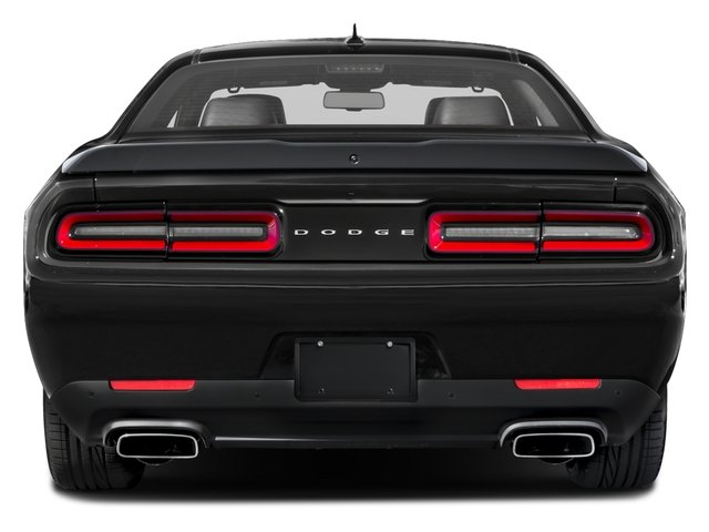 2017 Dodge Challenger Pictures Challenger 392 Hemi Scat Pack Shaker Coupe photos rear view