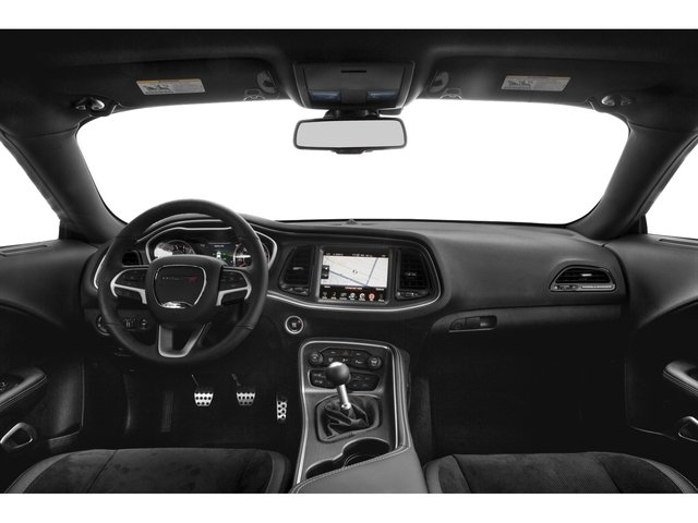 2017 Dodge Challenger Pictures Challenger 392 Hemi Scat Pack Shaker Coupe photos full dashboard