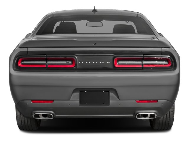 2017 Dodge Challenger Prices and Values Coupe 2D GT AWD V6 rear view