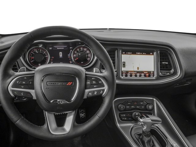 2017 Dodge Challenger Pictures Challenger GT Coupe photos driver's dashboard