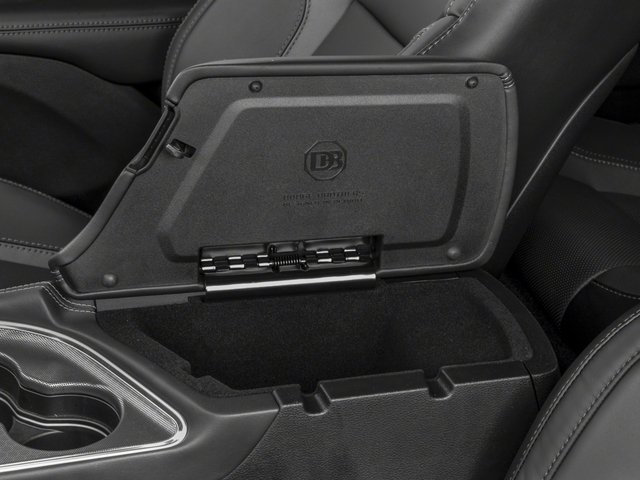 2017 Dodge Challenger Pictures Challenger GT Coupe photos center storage console