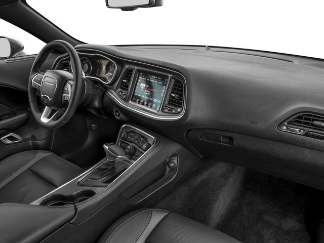 2017 Dodge Challenger Prices and Values Coupe 2D GT AWD V6 passenger's dashboard