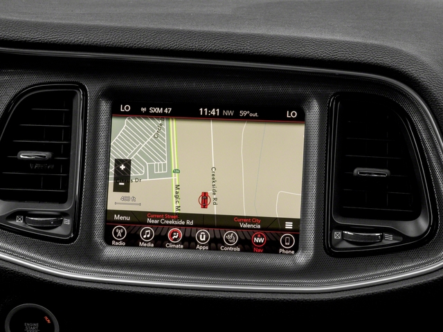 2017 Dodge Challenger Pictures Challenger GT Coupe photos navigation system