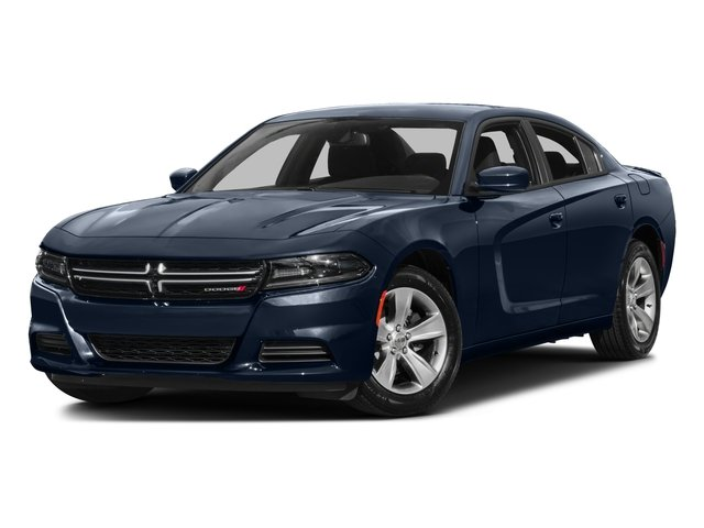 2017 Dodge Charger Base Price SE AWD Pricing side front view