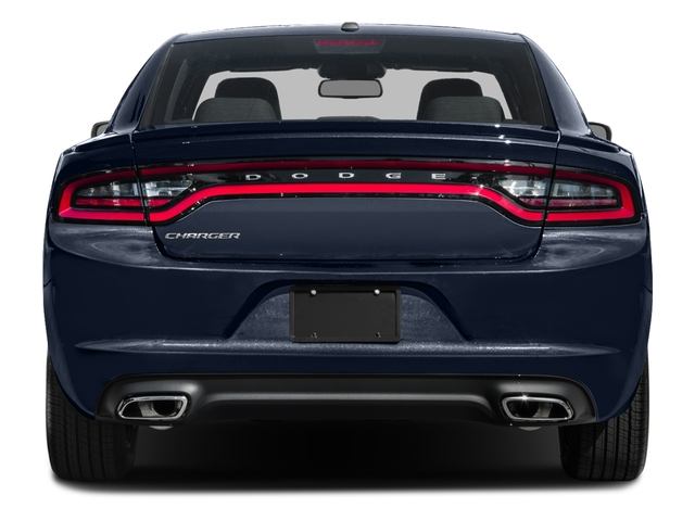 2017 Dodge Charger Base Price SE AWD Pricing rear view