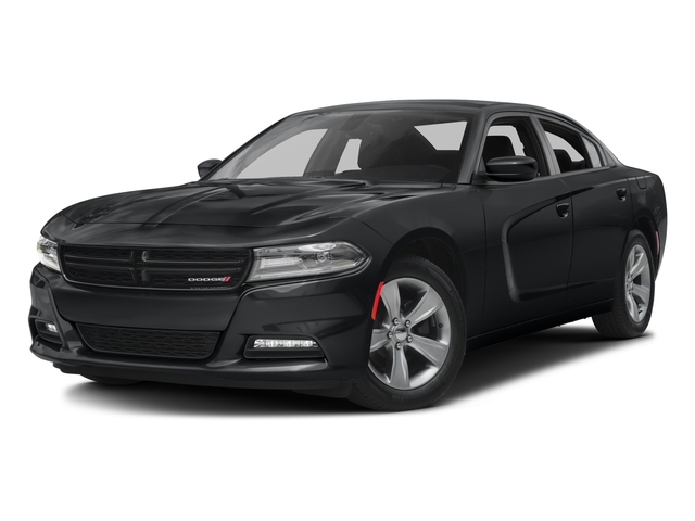 2017 Dodge Charger Pictures Charger SXT AWD photos side front view
