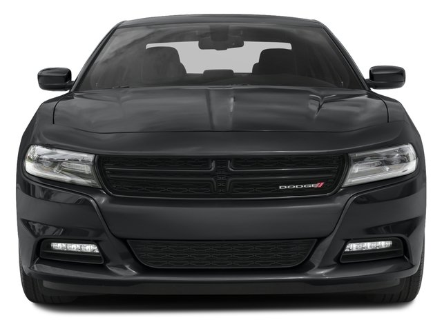 2017 Dodge Charger Pictures Charger SXT AWD photos front view