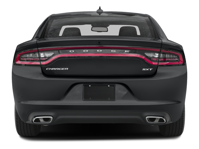 2017 Dodge Charger Pictures Charger SXT AWD photos rear view